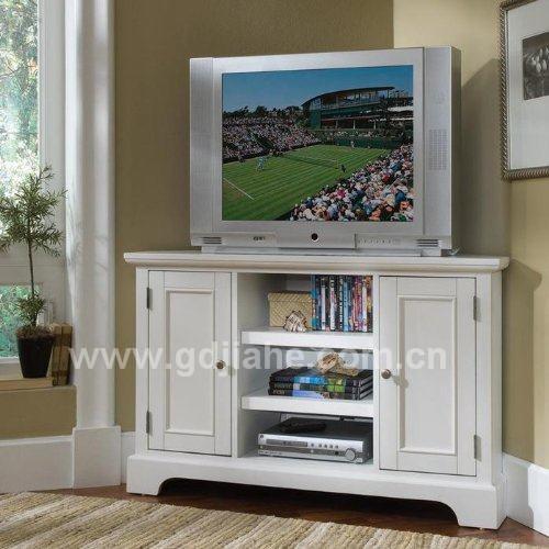 2014 mdf cran plat blanc coin meuble tv kd coin meuble tv meubles en bois i - Bon coin television ecran plat ...