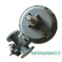 Spring Loaded Back Pressure Regulator Used for Natural Gas Kilning (ceramics making )