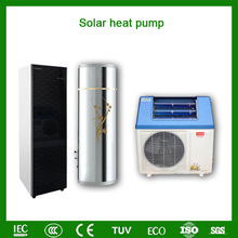 Air Source Heat Pump Combination Solar Heat System