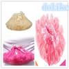 wholesale girls tull fluffy tutu skirt for kids baby girl petti skirt baby solid skirt