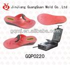 Sandal pvc slipper mold GQP0220