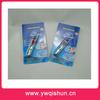 New led light tweezers makeup tool