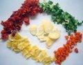 orgánicos a granel mezcla de verduras deshidratadas