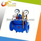 900X gas fryer thermostat flow control valve