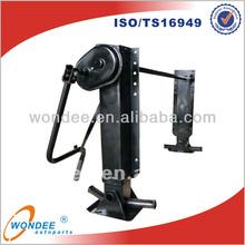 China Hot Sale Long Back ISO Steel Jost Landing Leg