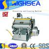 bag Palstic Paper Paper Cutting Machine And Creasing Machine