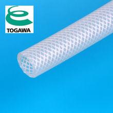 Japanese silicone fuel hose , no strange taste or bad smell. silicone water hose.