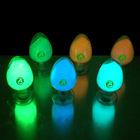 Photoluminescent pigment glow in the dark