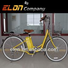 250W High speed brushless road electric bike( E-TDH08B)