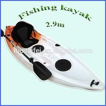 rotational moulding plastic fish kayak