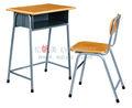 De la escuela moderna de escritorio y una silla, de la escuela primaria y mesas sillasutilizado mobiliarioescolar para la venta