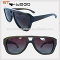 أزياء مخصصة الصانع مباشرة 2014 الخيزران النظارات الشمسية