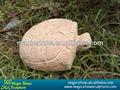 las tortugas jardín decoración de mármol de piedra de las tortugas