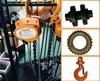 TOYO 5 ton manual chain pulley block