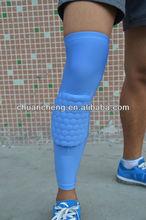 classic basketball long knee pads