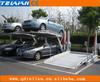 two layer tilting parking lift/car wash lift equipment