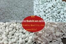 plastic filler masterbatch and Professional wihite masterbatch