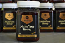 New Zealand honey_Multiflora Honey_Honey_500g