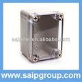 Ip65 à prova de intempéries caixa de policarbonato caixa