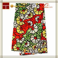 100% cotton 24*24 72*60 hot sale 100% cottom wax printed ghana fabric