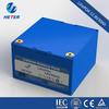 Heter Solar battery lithim ion 12V 30Ah for replacing lead acid battery