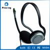Top quality neckband headphone headset