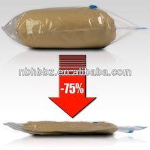 vacuum sealing zip lock plastic bag