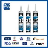 polysulfide rubber clear