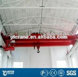 2014 China's high quality double girder overhead crane 20 ton