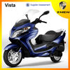 Chinese Vista New Model 250cc 4 stroke gas powered EEC EPA DOT racing motor scooter