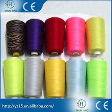 high tenacity 100% spun polyester yarn price in india