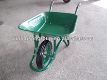 wheel barrow solid rubber wheel WB6400
