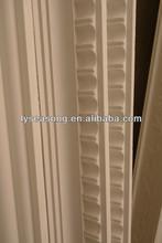 gypsum / plaster cornice
