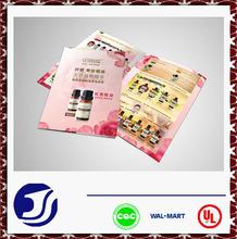 colourful brochure manual catalog printing magazine