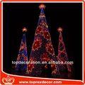 personalizzabile christmas metal ornamenti per gli alberi