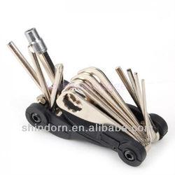 18 in 1 Pocket Size Multi-function Bicycle Repair Tool Kits