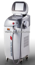 CE approved hair removal 808nm diode laser machine