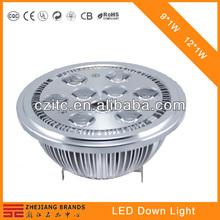 LED downlight highlight