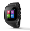 """1.5"""" android china 3g smart watch phone with sim card slot wifi water-proof bluetooth GPS"""