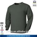 De customerized diseño buena 100% suéter de algodón, deporte suéter