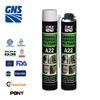 expanding pu foam spray sealant gun type 750ml pu foam seat