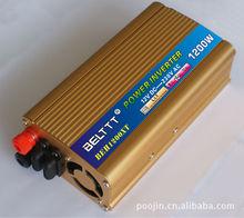 12V / 24 v DC to 110V /220V AC 1200 watt car inverter