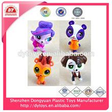 2014 pvc child toy shenzhen manufacturer, little pet shop toys