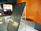 Black Chrome Coating Flat Panel,Solar Collector,Solar Water Heater Parts