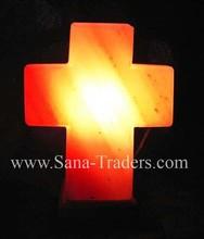 Croce lampada, più lampada di sale, lampade di sale per le camere, fantasia lampade di sale, lampade di sale himalayano rock, lampada di cristallo di sale