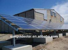 hot sale renewable energy pv solar panel mounting bracket
