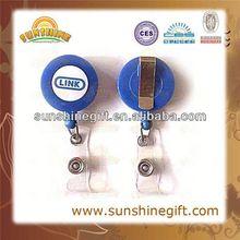China 3d printing badge reel of small lanyards