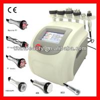 TB-254 guangzhou manufactuer portable tripolar cavitation rf fat reduction/tripolar rf/tripolar rf fat reduction machine
