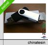 OEM Promotional 8GB Black Twister USB Flash /USB Disk /USB Drive,Free Sample & Logo