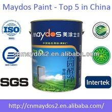 Maydos Building Materials Eco-friendly Acrylic Emulsion Paint Washable Interior Wall Paint